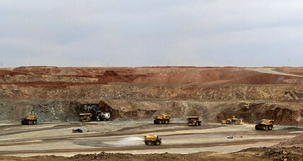 Will Rio Tinto's gargantuan mine be a burden or a boon for Mongolia?