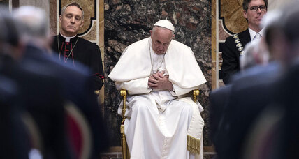Why New World Pope Francis blasted Europe