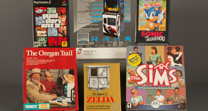 Video Game Hall of Fame honorees: a brief history of gaming in six titles