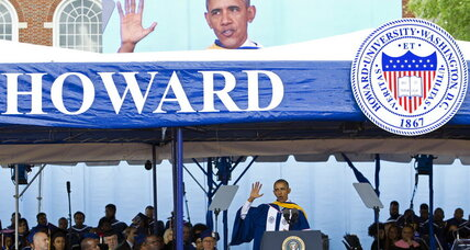 President Obama at Howard University: What did he say about racism?