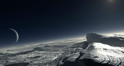 Pluto reconsidered: A planet? A comet? Or something else altogether?