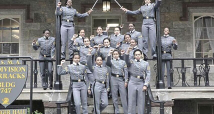 BLM protest? West Point inquiry into black female cadets' fists-raised photo