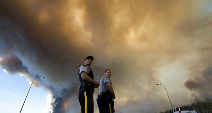 Alberta wildfire: Is there an end in sight? (+video)
