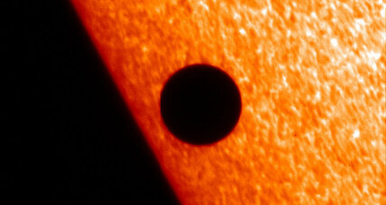 Why Mercury's transit across the sun is so special