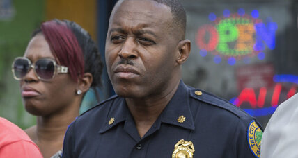 Ferguson gets a new police chief. Will it help? (+video)