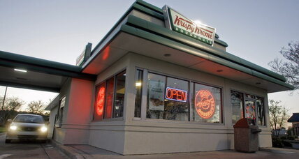 Krispy Kreme will be acquired by JAB Holding in $1.35-billion deal