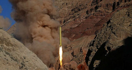 Iran is said to have tested a ballistic missile capable of striking Israel