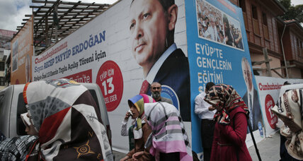 In battle for Turkish identity, an old Ottoman victory takes center stage