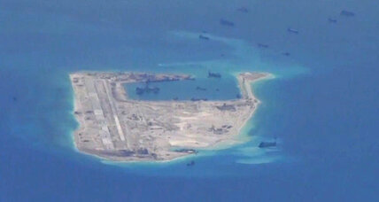 Why China is miffed at US ship legally sailing through South China Sea