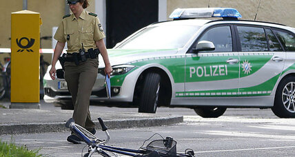 Munich train attack: Suspect is not likely a terrorist, says interior minister