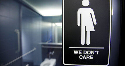 'Bathroom bill' debate continues in politics. But what do Americans think? (+video)