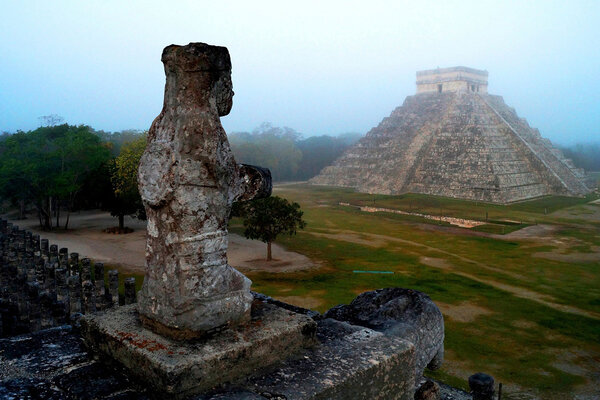the mayan empire