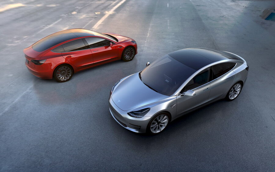Will Tesla S New Model 3 Be Most Made In America Car