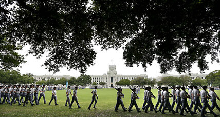 A hijab with her uniform? Why Citadel tells prospective student, 'No'