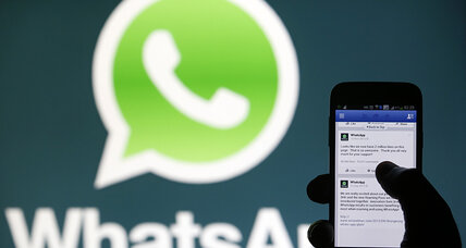 WhatsApp expands to the desktop