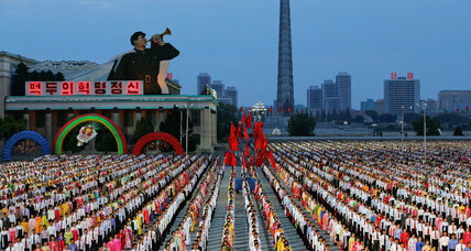 N. Korea's triumphal congress does little to win over a frustrated China (+video)