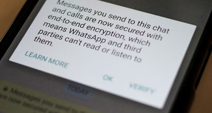 Yes, your encrypted WhatsApp messages are still secret