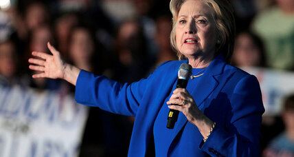 Why Clinton is pledging a 10 percent income cap on families' child care