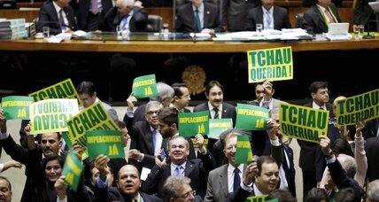 'Bye, dear?' Why Rousseff impeachment raises sexism questions in Brazil