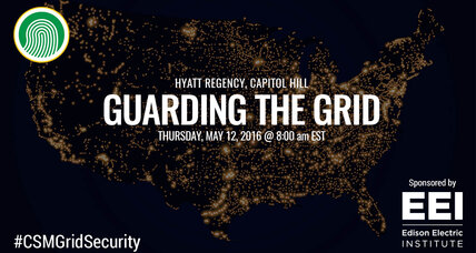 Event: Guarding the grid