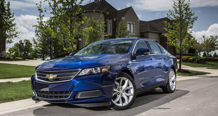 Chevrolet Impala vs. Dodge Charger: Which full-size sedan takes the cake?