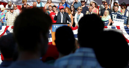 Are rallies Donald Trump's political secret weapon?