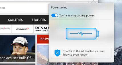 Opera: Can a browser save your laptop battery?
