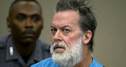 Why accused Planned Parenthood shooter can't face trial just yet