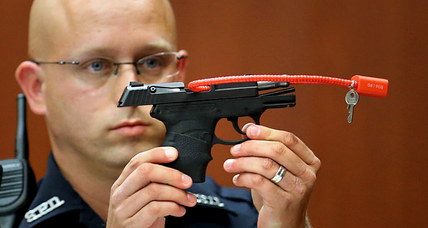 Zimmerman tried to sell his gun: It was legal, but was it right?