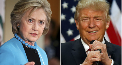 Don't like Clinton or Trump? Don't blame them. (+video)