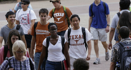 Campus concealed carry: University of Texas hears faculty concerns