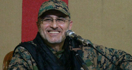 Assassination of top Hezbollah officer in Syria shows group's new vulnerability