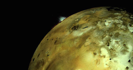 How volcanoes moved mountains on Jupiter's moon Io