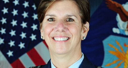 NORAD general: First female Air Force Commander is about more than gender