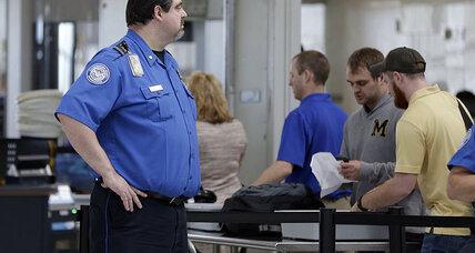 Just a little longer, TSA tells travelers. Are faster lines on the way?