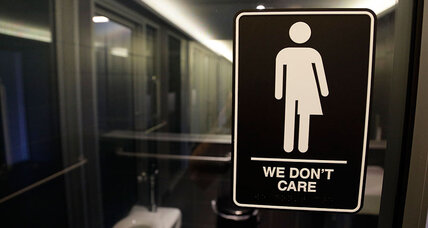 Transgender North Carolinians celebrate bathroom-bill ruling