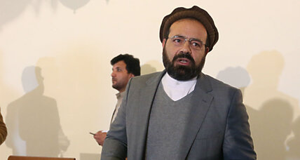 Afghanistan peace deal with small militant group: A template for progress?