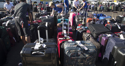 Is Phoenix airport opting out of the TSA?