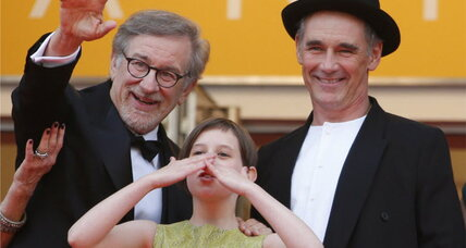 Why Spielberg is returning to fantasy with 'BFG'