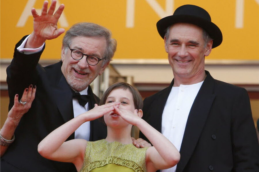 Why Spielberg is returning to fantasy with 'BFG' - CSMonitor.com
