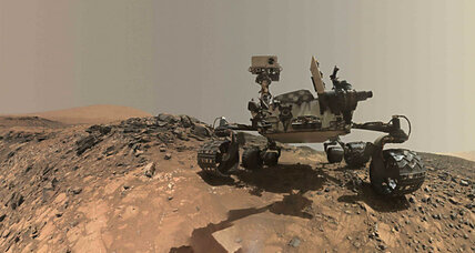 The seasons on Mars: NASA's Curiosity rover paints a picture