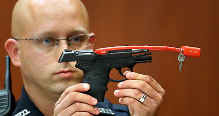 Ethics and guns: Top auctioneers refuse to sell George Zimmerman gun