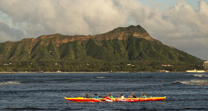 How likely is it that a mega tsunami strikes Hawaii?