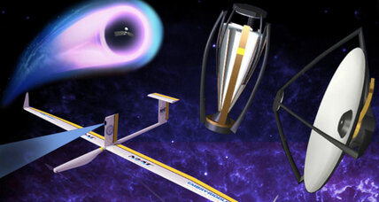 NASA picks eight innovative tech projects to fund for future