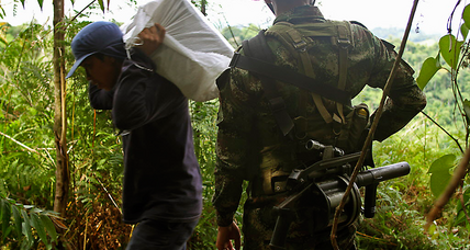 Colombia seizes 8.8 tons of cocaine, one of largest busts ever