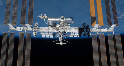 Around the world in 90 minutes: ISS completes 100,000th orbit