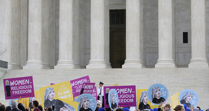 In contraception case, Supreme Court tried something different – and it worked