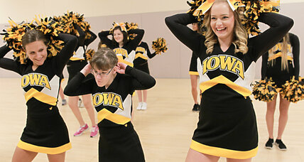 With 'Sparkle' cheer teams, students with disabilities feel like they belong