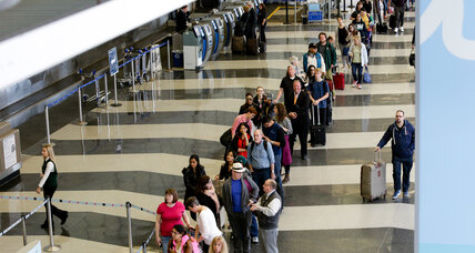 Despite longer lines and more fliers, TSA says safety remains top priority