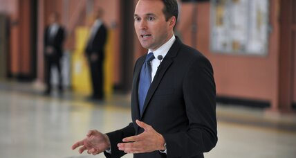 How Eric Fanning became the first openly gay official at the Pentagon